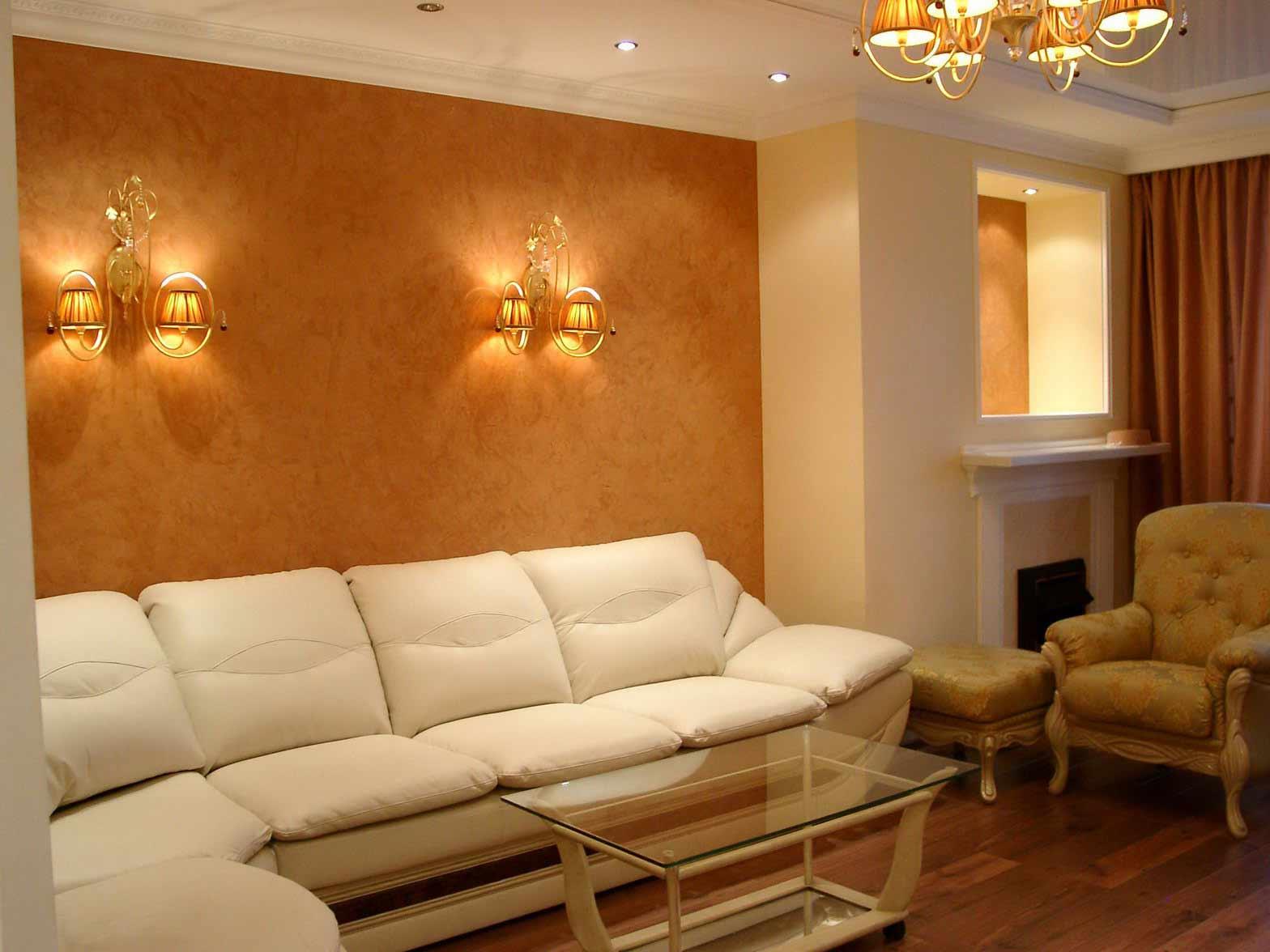 Фото дизайна комнат с эркерным окном