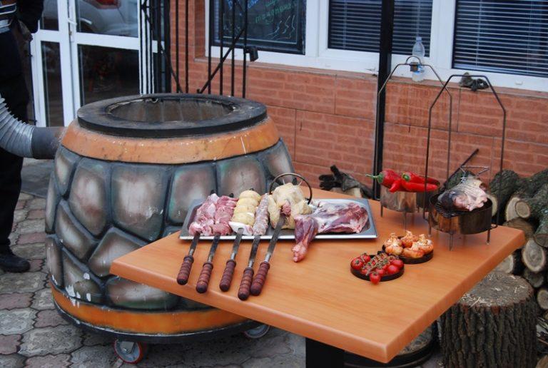 Блюда на даче своими руками 6