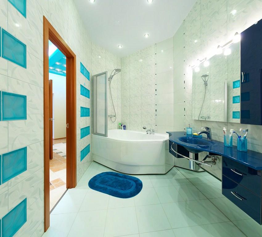 Потолочные конструкции для туалетов и ванных комнат