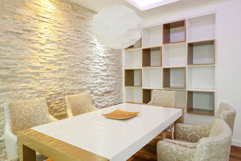 Дизайн интерьеров из декоративного камня