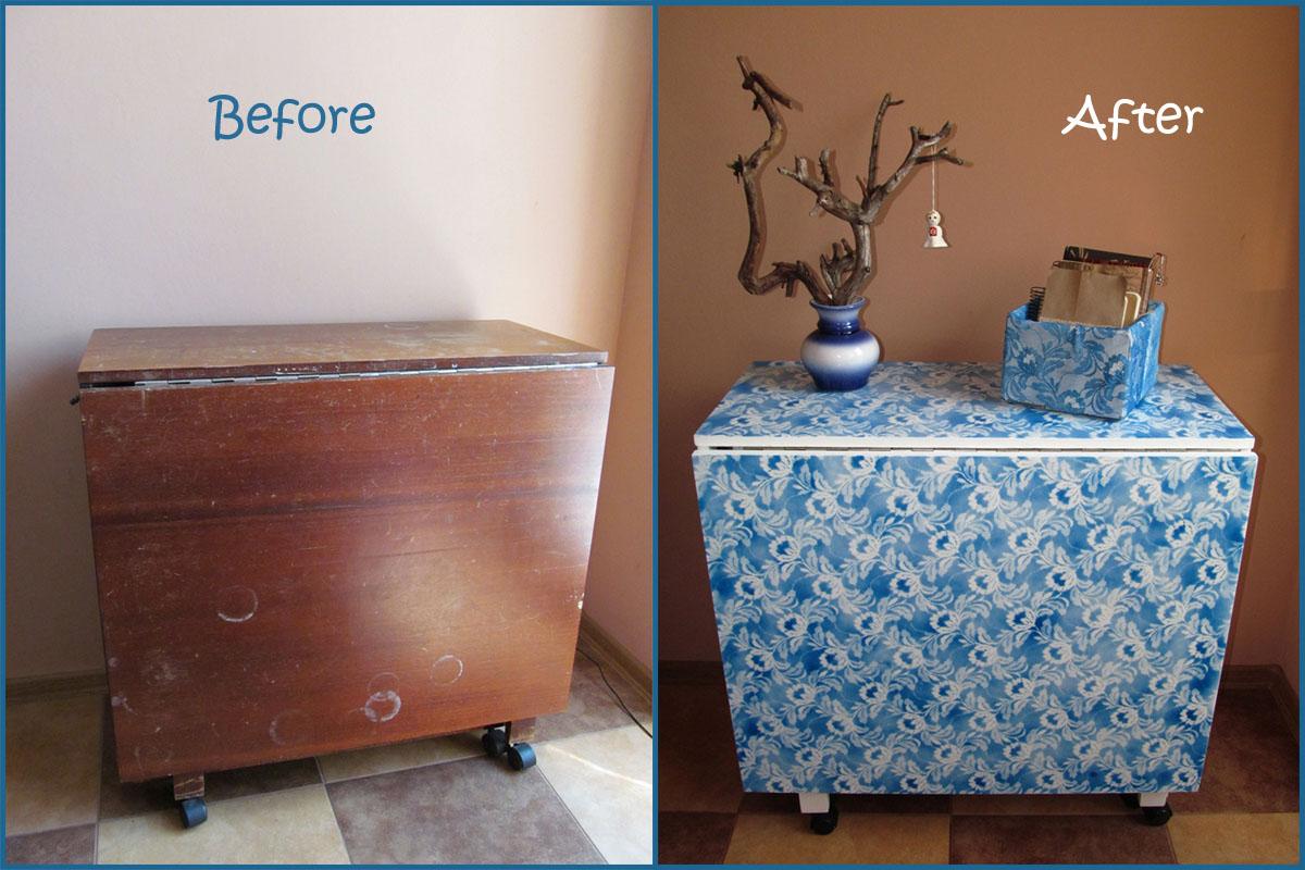 Реставрация старой мебели идеи
