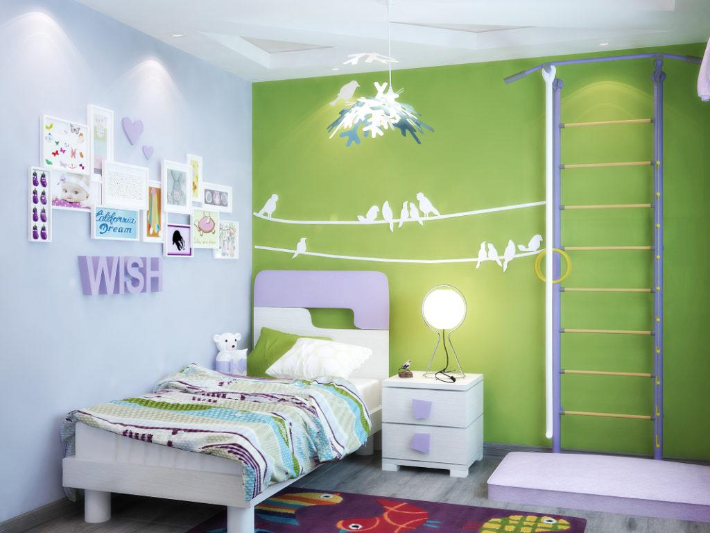Декор маленькой комнаты своими руками фото 94