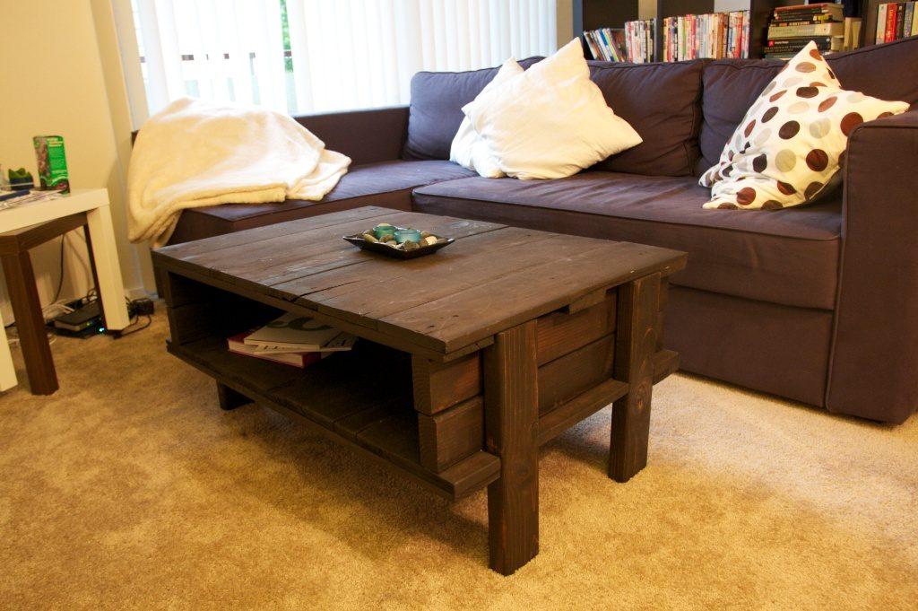 Как сделать диван из столика 576