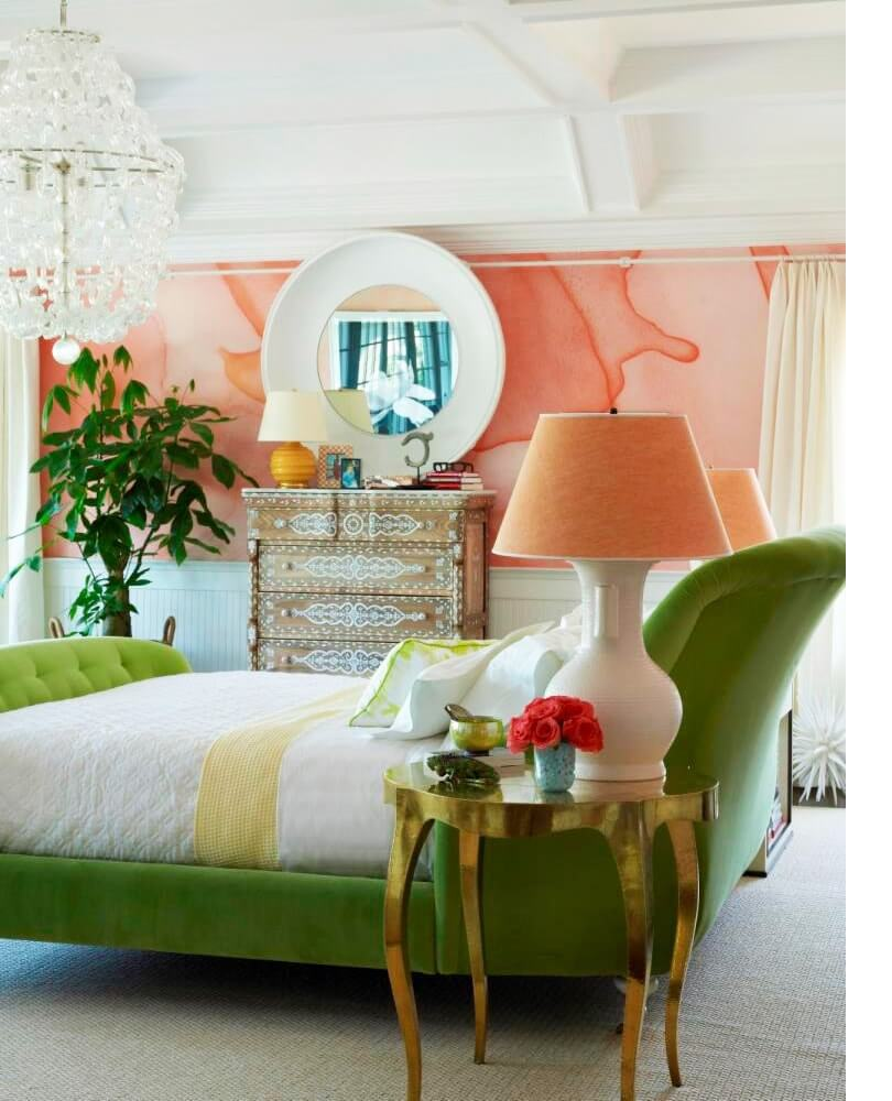 Orange Bedroom Ideas  The Spruce