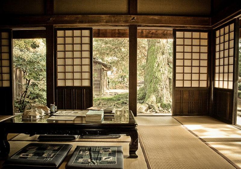 Что представляет собой японский интерьер