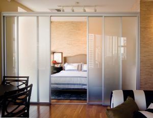 Какой может быть перегородка в комнате?