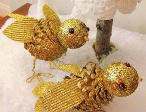 Необычные поделки своими руками: идеи сувениров из природного материала