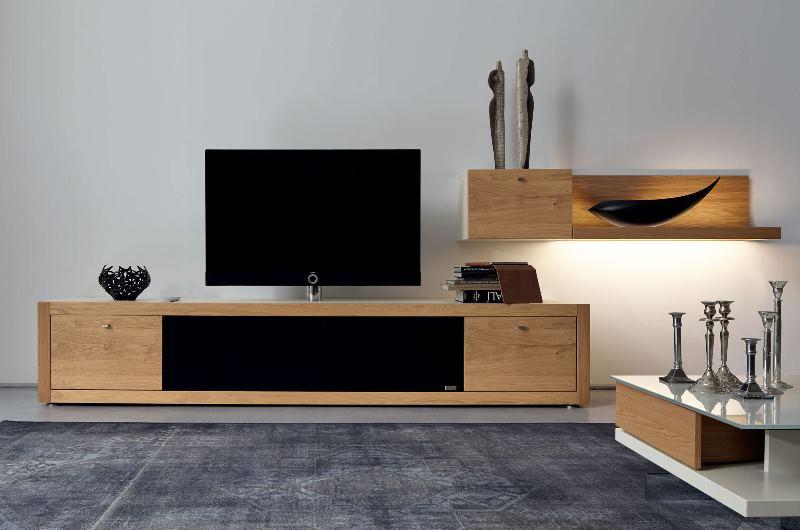 Выбираем тумбу под телевизор в современном стиле