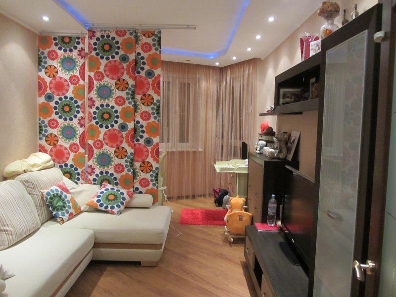 Маленький мир своими руками: планировка однокомнатной квартиры