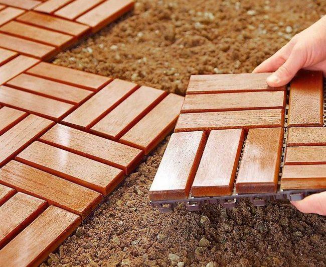 Выбирай свой путь: как выбрать и уложить плитку для дачных дорожек