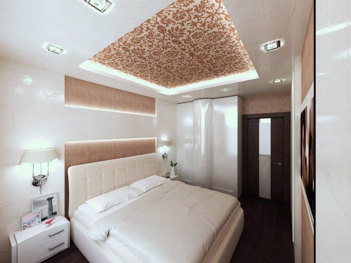 дизайн подвесных потолков фото в спальне никому наших современников