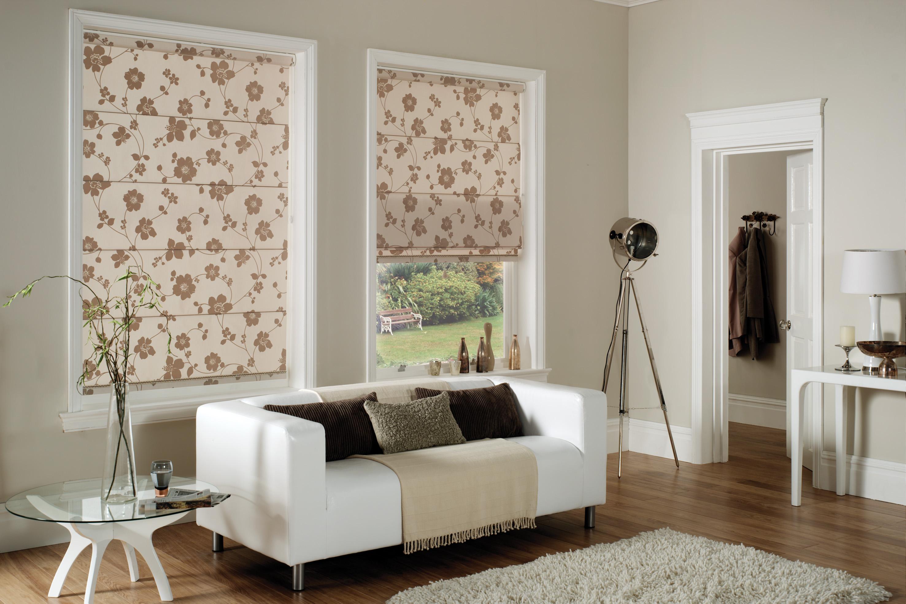 Современные стандартные и нестандартные дизайнерские решения по оформление окон шторами