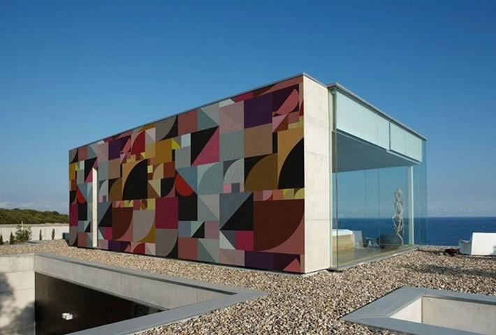 Виды и способы декоративной отделки фасадов частных домов