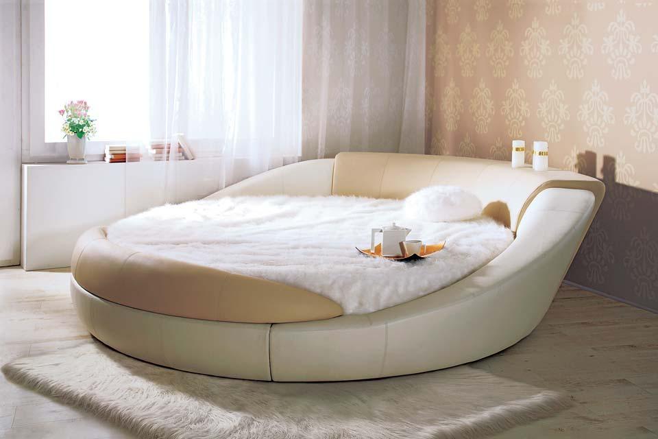 сфера фото красивых кроватей круглых меньшее количество