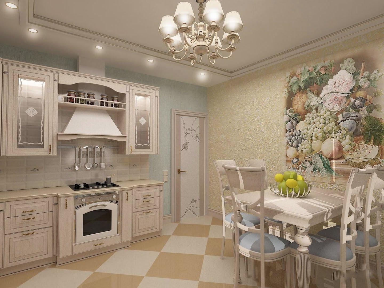 интерьер кухни в стиле прованс фото картинки объявления магадана фото