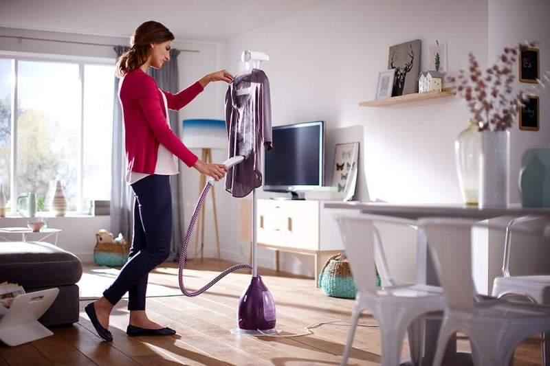 Отпариватели для одежды домашнего использования: критерии выбора и рейтинг лучших приборов