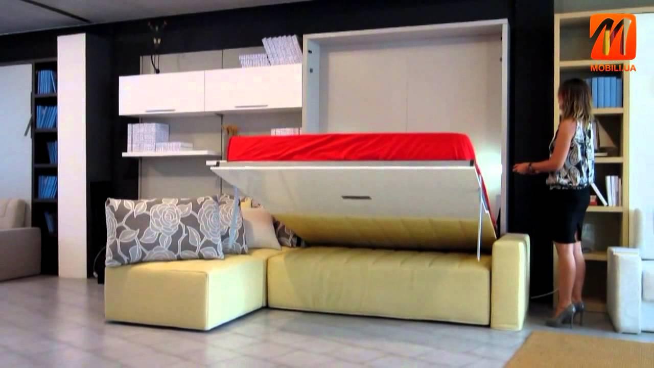 Шкаф кровать диван трансформер своими руками 198