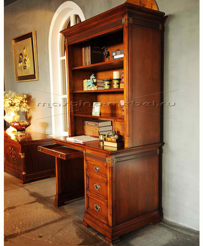 Купить письменный стол с накладным шкафом cambridge в санкт-.