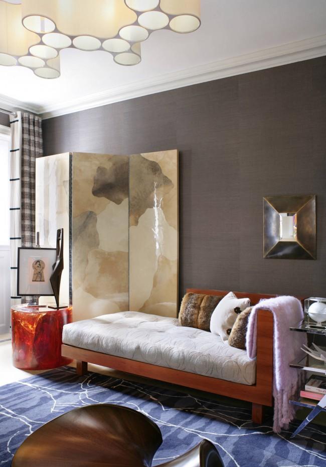 Декоративная ширма для комнаты