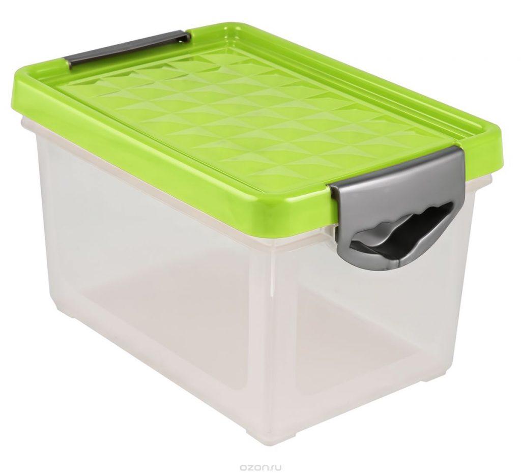 Эргономичные ящики для хранения вещей