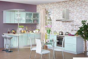 Мятный цвет в дизайне интерьера: правила сочетания мятных оттенков и фото готовых решений