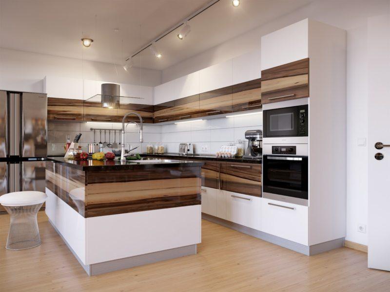 Лучшие идеи по отделке кухни