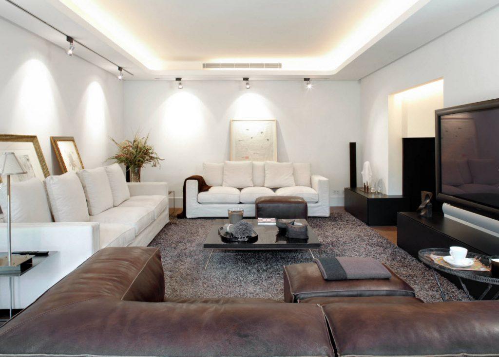 Создание дизайна прямоугольной спальни 16 кв м