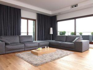 Варианты дизайна интерьера комнат со светлым ламинатом