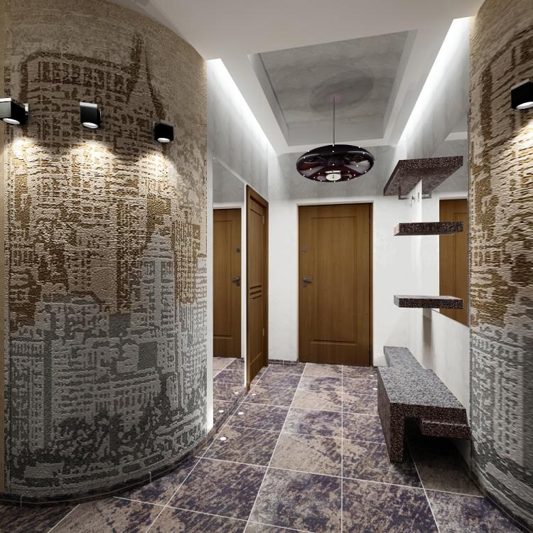 Чтобы в коридоре тоже было уютно: как правильно подобрать обои