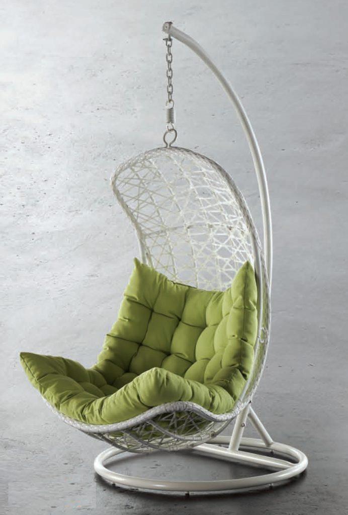 Как делается подвесное кресло своими руками