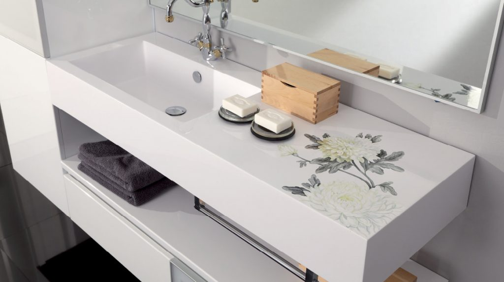 Варианты раковины в ванную комнату