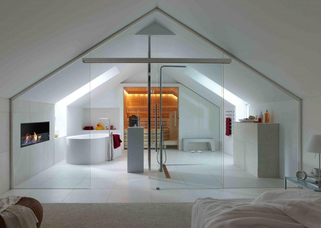 В помощь домашнему мастеру: стеклянные перегородки