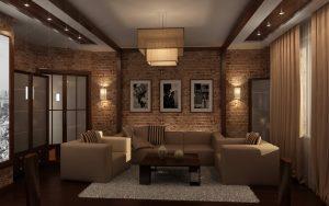 Как обустроить стиль лофт в комнатном интерьере