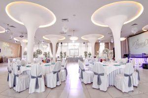 Красивое оформление красивого торжества: украшаем свадебный зал своими руками