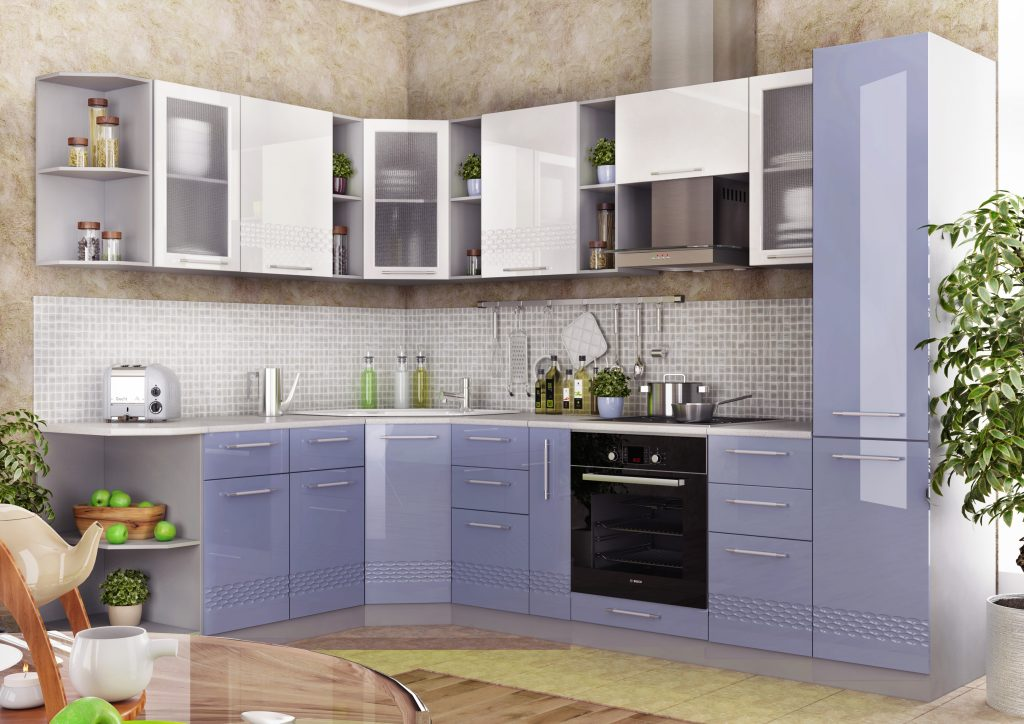 Как сделать угловой шкаф на кухню своими руками?