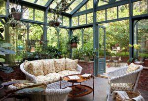 Каким может быть проект зимнего сада