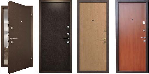 Входная металлическая дверь на страже вашего дома